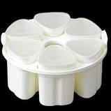 Мультиварка MAGIO МG-423, 5 л. 10 програм, шеф-кухар, керамічна чаша, стаканчики для йогуртів, фото 2