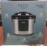 Мультиварка MIRTA MC-2216 (35 программ, 5 л) 900W, фото 2
