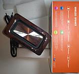 Влагозащищенная Bluetooth колонка Q8 (MP3, FM, USB, TF, AUX), фото 6