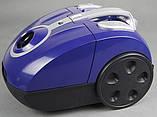 Пылесос мешковой ROTEX RVB18-E Blue, фото 2