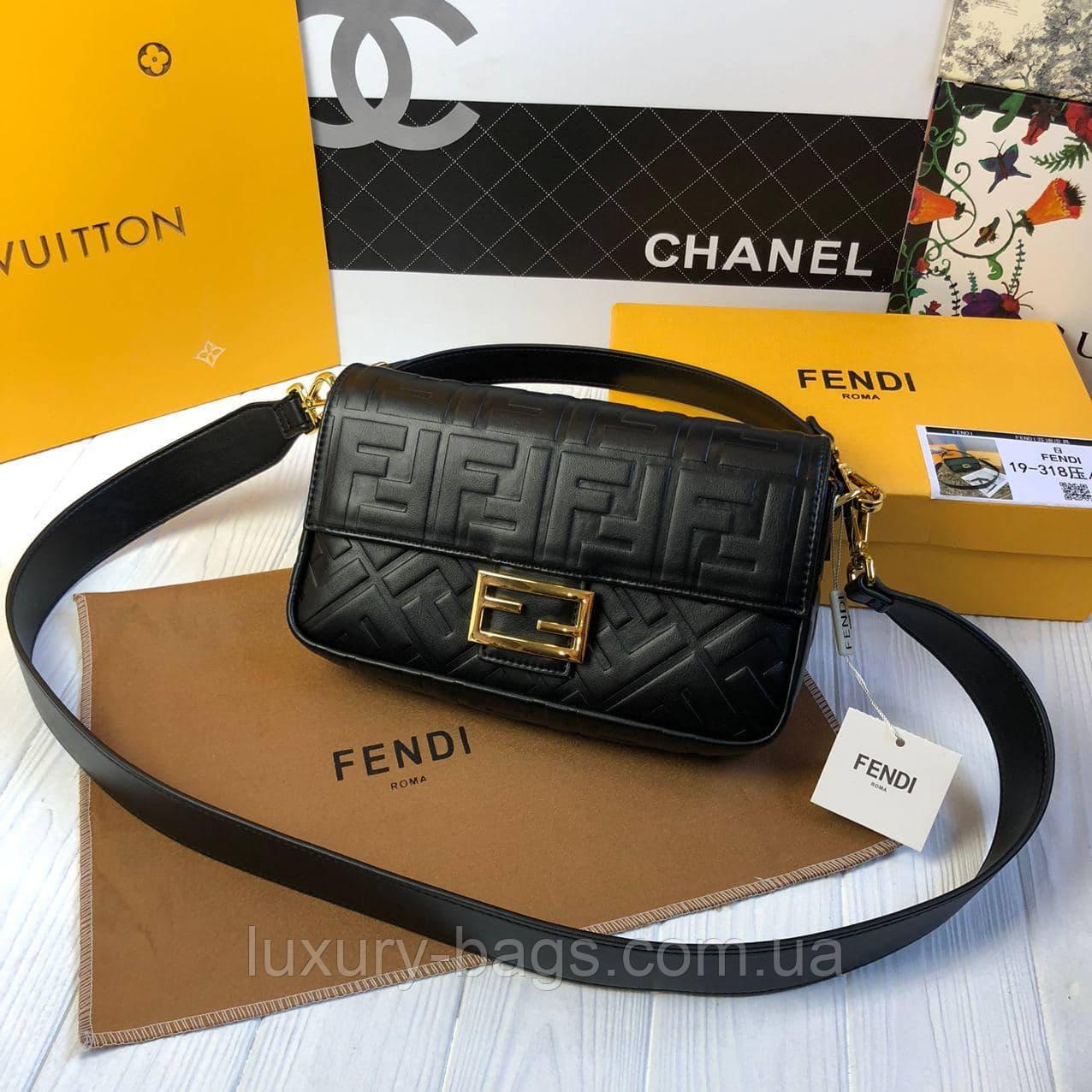 Женская сумка Fendi Baguette