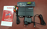 Эфирная цифровая приставка для телевизора DVB-T2 Lumax DV2118HD (WiFi / USB / FullHD), фото 3