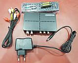 Эфирная цифровая приставка для телевизора DVB-T2 Lumax DV2118HD (WiFi / USB / FullHD), фото 4