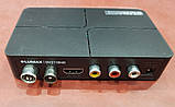 Эфирная цифровая приставка для телевизора DVB-T2 Lumax DV2118HD (WiFi / USB / FullHD), фото 6