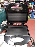 Бутербродница электрогриль Rainberg RB-640 (1500W), фото 4