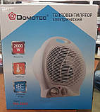 Тепловентилятор обогреватель Domotec MS 5902 (2000W), фото 2