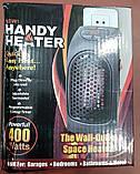 Портативный керамический обогреватель Handy Heater (400W), фото 8