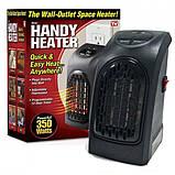 Портативный керамический обогреватель Handy Heater (400W), фото 9