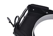 Лупа бінокулярна Magnifier MG81007-C з Led підсвічуванням Чорний (KG-437), фото 2