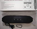 Беспроводная колонка светомузыка HF-X5 (Bluetooth, MP3, USB, TF, FM), фото 7
