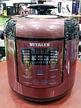 Мультиварка-скороварка VITALEX VL-5204 (17 программ), фото 2