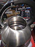 Чайник со свистком A-PLUS WK-1384 3.2 л (индикатор нагрева), фото 4