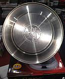 Чайник со свистком A-PLUS WK-1384 3.2 л (индикатор нагрева), фото 5