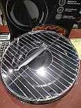 Деко сковорода гриль-газ EDENBERG EB-3410 (33 см), фото 3