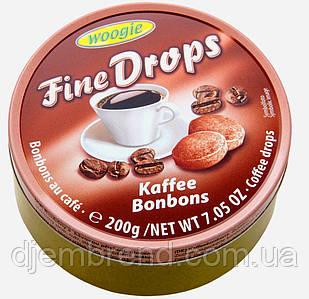 Леденцы Fine Drops 200 гр. Кофе