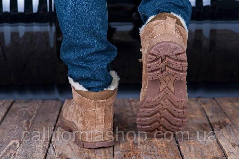"""Тактичні черевики """"Комбат Зима"""""""