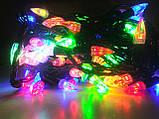 Гирлянда светодиодная Свечи 100 (LED) ламп, фото 2