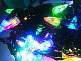 Гирлянда светодиодная Свечи 100 (LED) ламп, фото 3