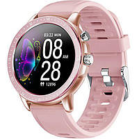 Смарт-часы Gelius Pro GP-SW005 (NEW GENERATION) (IP67) Pink/Gold (Pro GP-SW005 (NEW GENERATION) Pink/Gold)
