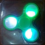 Спиннер с подсветкой LED, фото 5