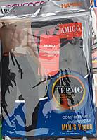 Чоловіча термобілизна кальсони фліс норма (L-3XL) купити оптом від складу 7 км