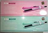 Щипцы гофре для волос ProMozer MZ-7040A (керамика), фото 3