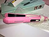 Щипцы гофре для волос ProMozer MZ-7040A (керамика), фото 4