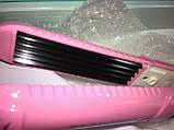 Щипцы гофре для волос ProMozer MZ-7040A (керамика), фото 10
