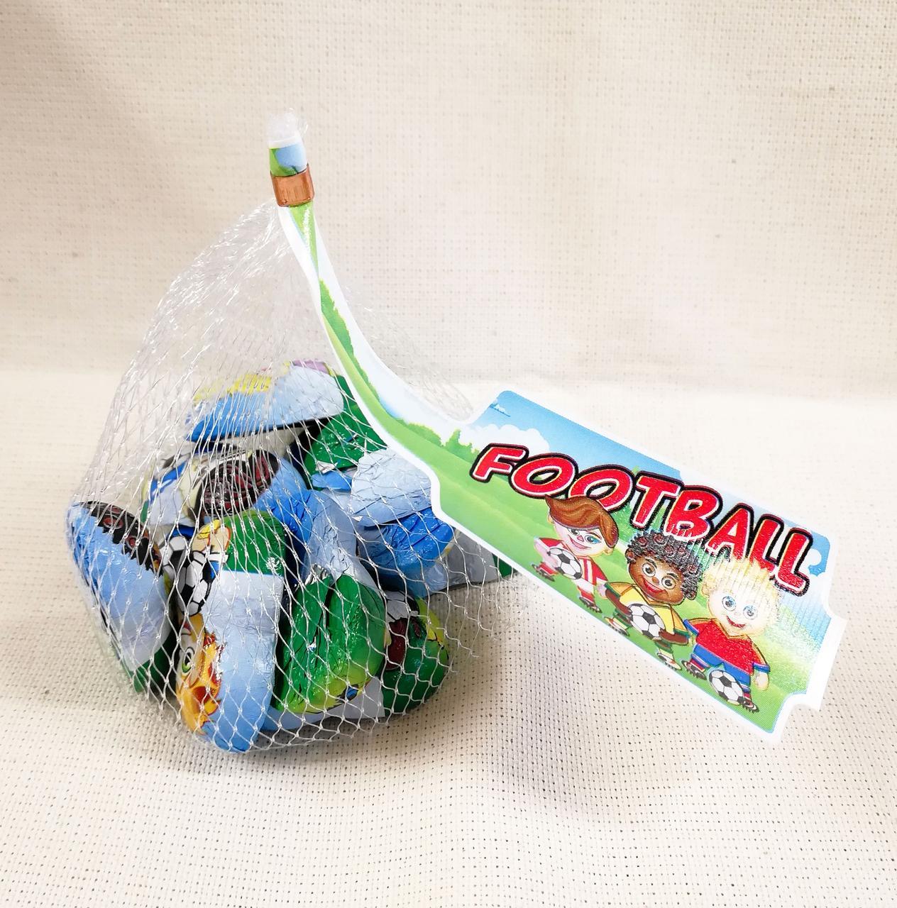 Шоколадные конфеты Laica Football