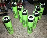 Аккумулятор 18650 Panasonic 2900mAh, 10A NCR Li-ion, фото 2