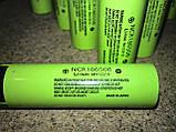 Аккумулятор 18650 Panasonic 2900mAh, 10A NCR Li-ion, фото 3