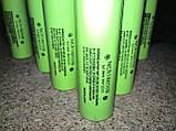 Аккумулятор 18650 Panasonic 2900mAh, 10A NCR Li-ion, фото 4