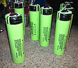 Аккумулятор 18650 Panasonic 2900mAh, 10A NCR Li-ion, фото 6