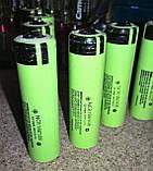 Аккумулятор 18650 Panasonic 2900mAh, 10A NCR Li-ion, фото 7