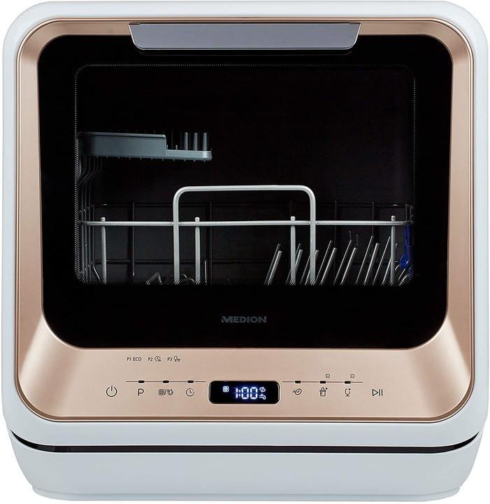 Настольная посудомоечная машина  MEDION MD37004