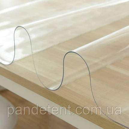 Промышленные шторы перегородки для защиты от холода, влажности, пыли из прозрачной ПВХ пленки, фото 2