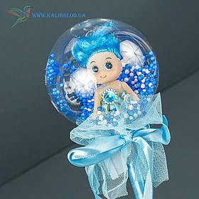 Світяться палички Лялечки в Кульці светяшки блакитні