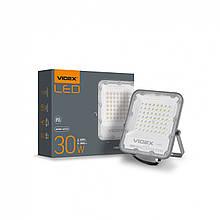 Прожектор LED 30W біле світло 3900Lm VIDEX PREMIUM