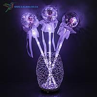 Світяться палички Лялечки в Кульці светяшки фіолетові, фото 2