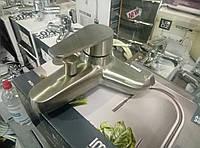 Смеситель для ванны и душа Imperial 32-006-00 из нержавеющей стали в комплекте