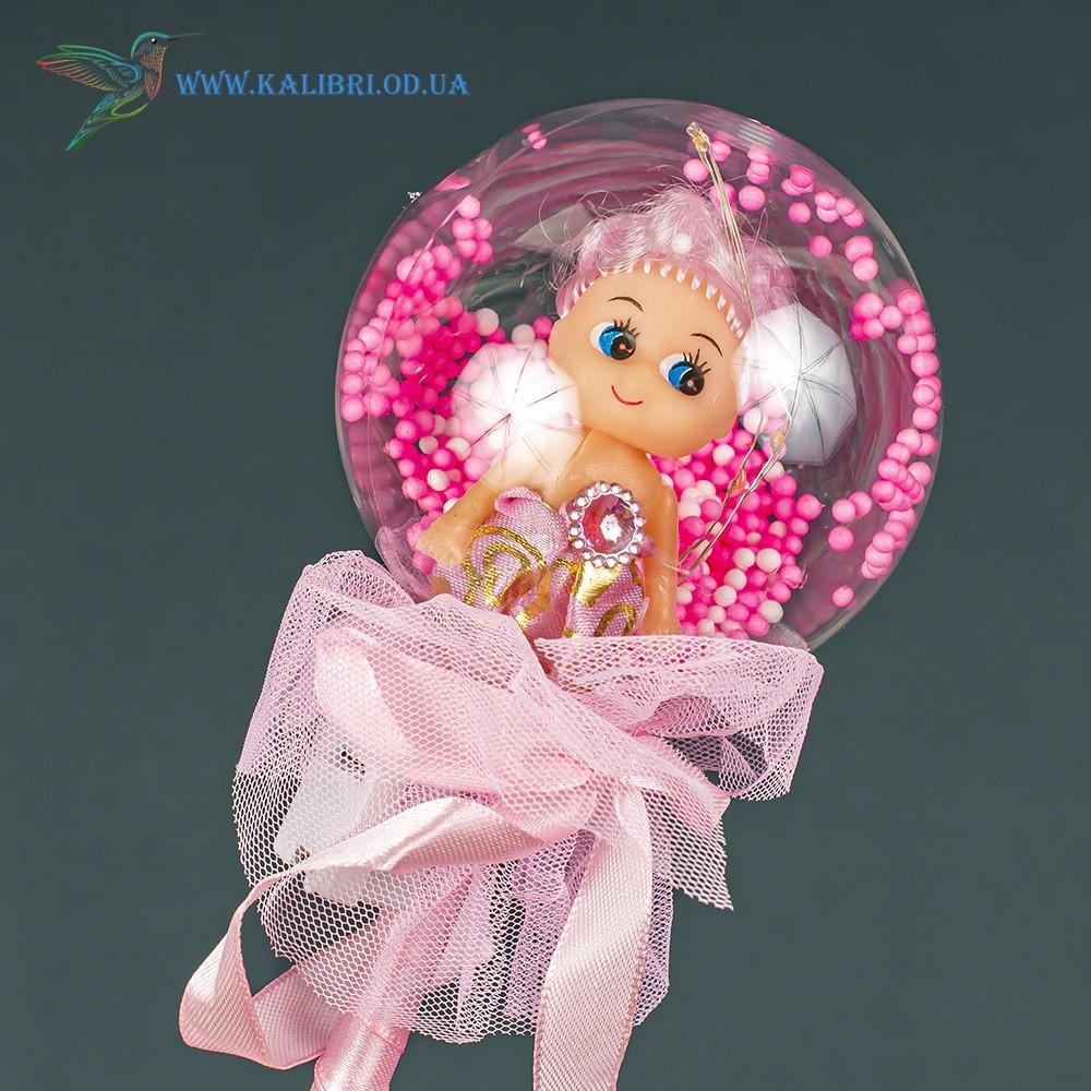 Світяться палички Лялечки в Кульці светяшки рожеві