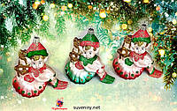 Новогодний эльф на елку