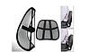 Підставка для спини каркасна (масажна) для будинку і автомобіля, фото 3