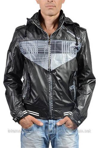 Куртка ветровка мужская GMF