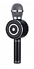 Детский микрофон с функцией караоке USB, microSD, AUX, Bluetooth Wster WS-669 Черный, фото 2
