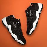Adidas Yeezy 500 Off White Black (Черный), фото 3