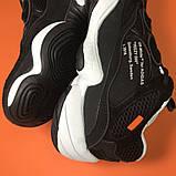 Adidas Yeezy 500 Off White Black (Черный), фото 9