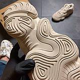 Adidas Yeezy 500 Blush (Бежевый), фото 9