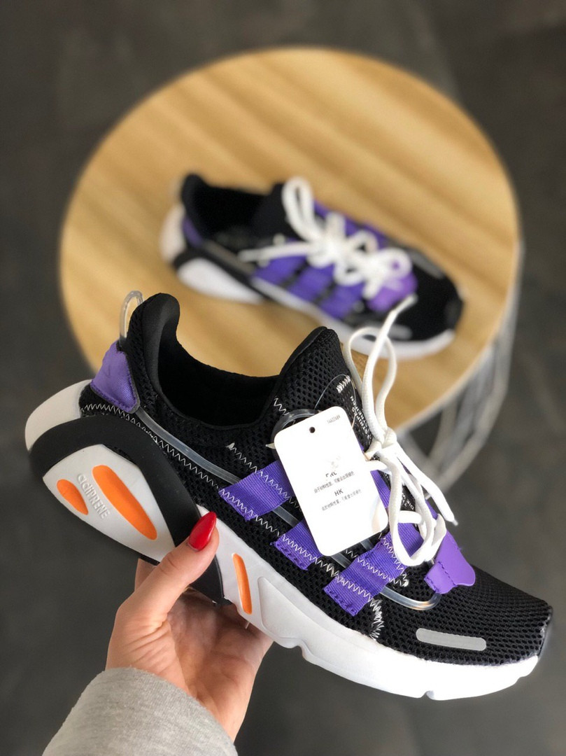Adidas Lexicon Future Black Purple (Фиолетовый)