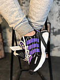 Adidas Lexicon Future Black Purple (Фиолетовый), фото 2